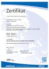Zertifizierung, Qualitätsmanagement