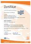 Zertifizierung, Energiemanagement