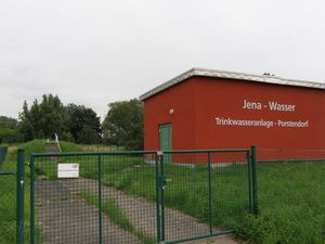 Wasserwerk Porstendorf, JenaWasser