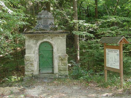 Quelle Ammerbach Stollen, JenaWasser