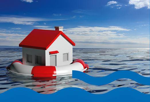 Überflutungsgefahr – Wie können Sie Ihr Haus und Grundstück gegen Sturzfluten oder Überflutungen schützen?