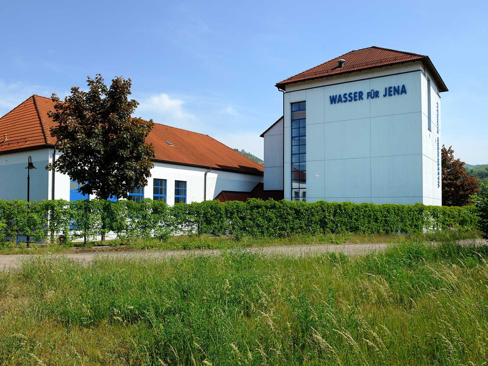 40.000 Menschen erhalten Ihr Trinkwasser aus Burgau. Hier erfahren Sie mehr über die Anlage.