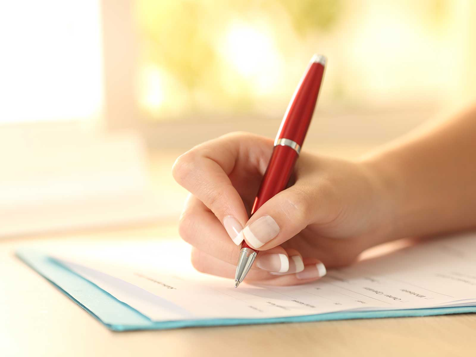 Am PC ausfüllen, ausdrucken, unter-schreiben und ab zu uns: Die praktischen Online-Formulare.